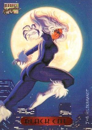 1994 Fleer Marvel Masterpieces Trading Cards 8