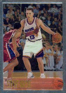 1996-97 Topps Chrome Basketball Set Checklist, Info, Key ...