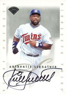 Top 10 Kirby Puckett Baseball Cards 9
