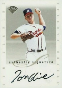 Top 10 Tom Glavine Baseball Cards 7