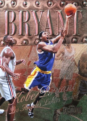 Top 24 Kobe Bryant Cards of All-Time 34