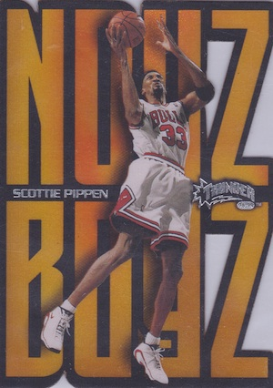 10 Cool Scottie Pippen Cards to Add to Your Collection 9