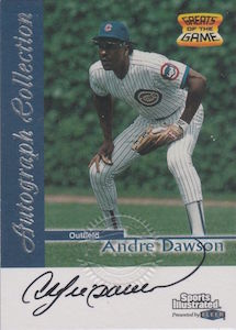 Top 10 Andre Dawson Baseball Cards 9