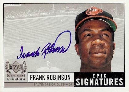 Top 10 Frank Robinson Baseball Cards 6