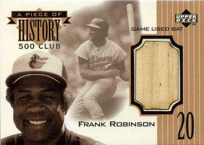 Top 10 Frank Robinson Baseball Cards 4