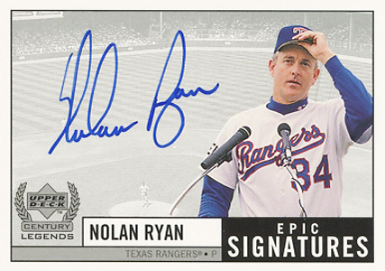 10 of the Best Nolan Ryan Cards of All-Time 10