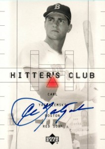 Top 10 Carl Yastrzemski Baseball Cards 8