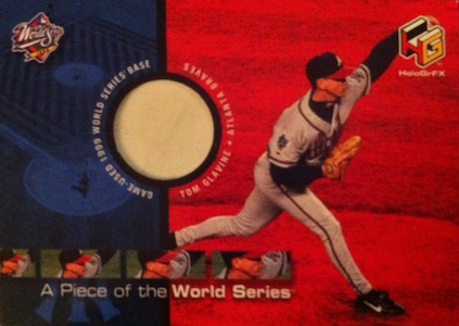 Top 10 Tom Glavine Baseball Cards 3