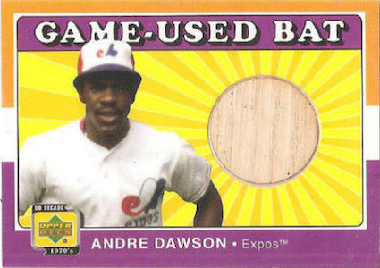 Top 10 Andre Dawson Baseball Cards 6