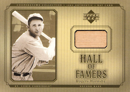 Top 10 Rogers Hornsby Baseball Cards 2