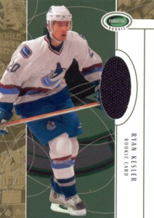 Ryan Kesler Rookie Card Checklist 6