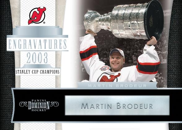 2010-11 Panini Dominion Hockey Cards 14