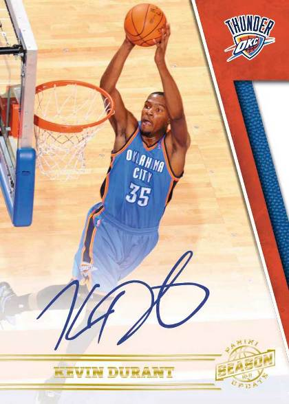 2010-11 Panini NBA Season Update Basketball 6