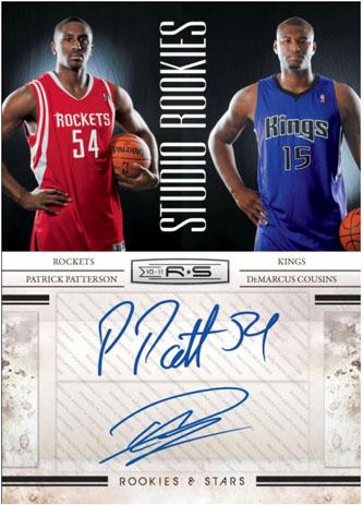 2010-11 Rookies & Stars Basketball 6