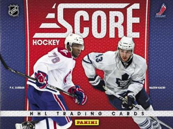 2010-11 Score Hockey 5