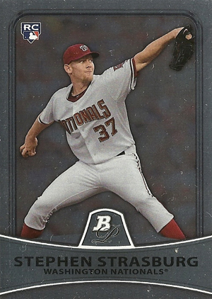 Stephen Strasburg Rookie Cards Checklist and Autograph Memorabilia Guide 1