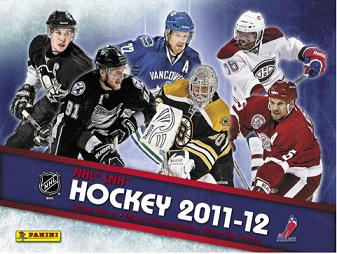 2011-12 Panini NHL Stickers 4