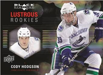 2011-12 Upper Deck Black Diamond Hockey 3