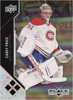 2011-12 Upper Deck Black Diamond Hockey 1