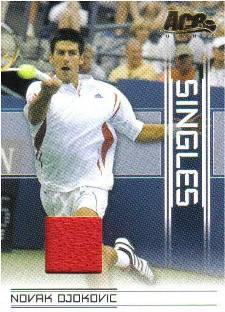 2011 Ace Authentic Hidden Signature Series IV Tennis 2