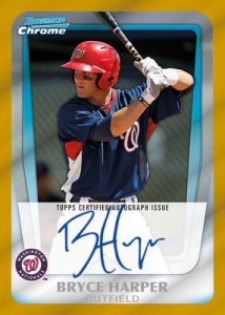 2011 Bowman Chrome Baseball 3