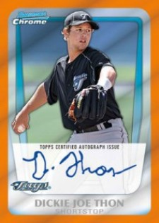 2011 Bowman Chrome Baseball 4