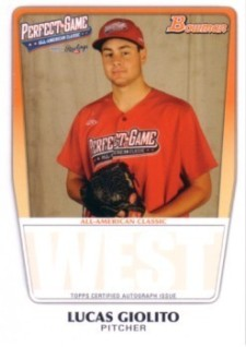Topps Produces Baseball Cards at the 2011 Perfect Game All-American Classic 5