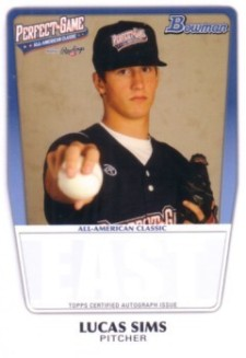 Topps Produces Baseball Cards at the 2011 Perfect Game All-American Classic 2