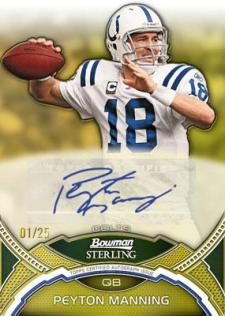 2011 Bowman Sterling Football 19
