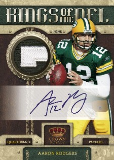 2011 Panini Crown Royale Football 4