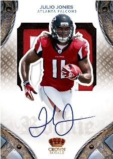 2011 Panini Crown Royale Football 7
