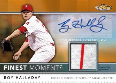 2011 Topps Finest Baseball 4