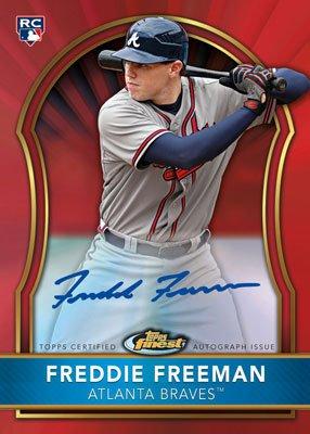 2011 Topps Finest Baseball 1