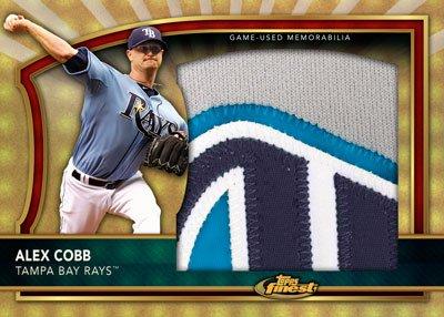2011 Topps Finest Baseball 3