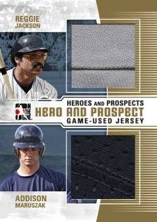 2011 In the Game Heroes and Prospects Series Two Low Numbers Baseball 29