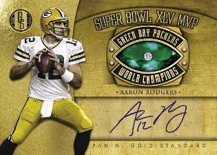 2011 Panini Gold Standard Football 10