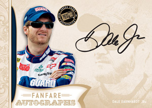 2011 Press Pass FanFare Racing 23