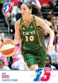 2011 Rittenhouse Archives WNBA Basketball 1