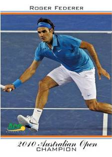 2011 Roger Federer Grand Slam Box Set 3