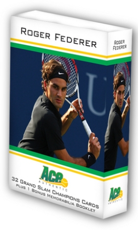 2011 Roger Federer Grand Slam Box Set 5