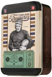 2011 Timeless Treasures Football 10