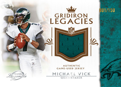 2011 Topps Gridiron Legends Football 5