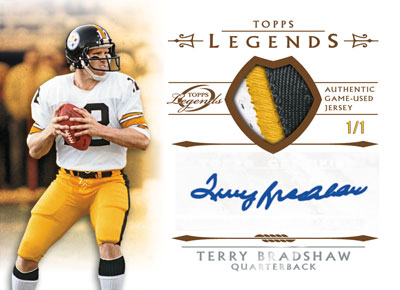 2011 Topps Gridiron Legends Football 7