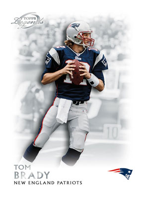 2011 Topps Gridiron Legends Football 1