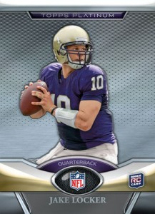2011 Topps Platinum Football 3