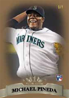 2011 Topps Tier One Baseball 12