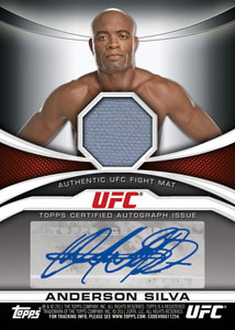 2011 Topps UFC Moment of Truth 27