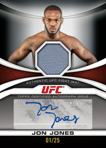 2011 Topps UFC Moment of Truth 28