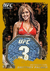 2011 Topps UFC Moment of Truth 24