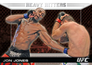 2011 Topps UFC Moment of Truth 36